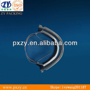 metallic intalox saddle ring for tower