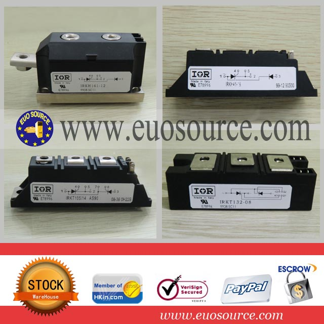 Type of IR thyristor module IRKT91-12S90