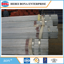 Hot Dipped Galvanized Carbon Steel Pipe CS galvanized steel pipe