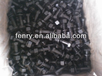 STUD BOLT AND NUTS BLACK