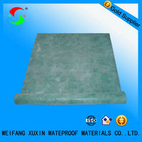 0.6mm polypropylene floor waterproof membrane underlayment