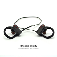 Universal Ear Hook full duplex bluetooth headset for Mobile Phone RU9 --- Sophia