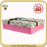 Clear Color Packaging Box Gift Box
