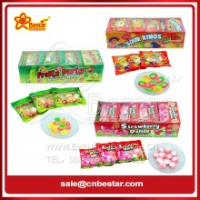 FRUIT SOUR GUMMY CANDY / SOUR JELLY CANDY