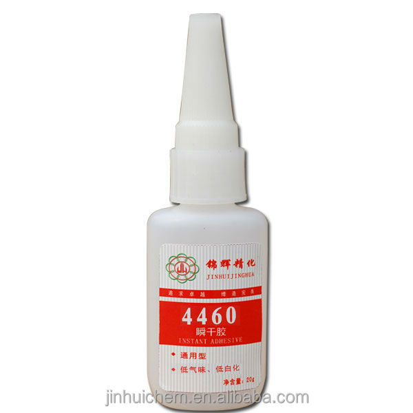 Low odor low bloom Cyanoacylate instant Adhesive 460