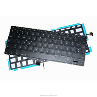 "Mini A1278 Norwegian Laptop keyboard Replacement For Apple Macbook Pro 13"" 2009-2012 Year A1278 keyboard"