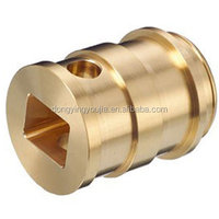 High Precision Cnc Turning Brass Parts
