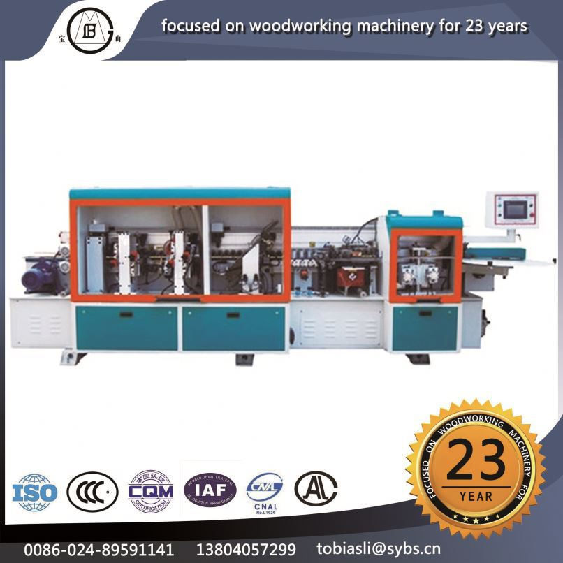 MF-1504E low price veneer automatic trimming Wood Design Cnc Processing Edge Banding Machine Price