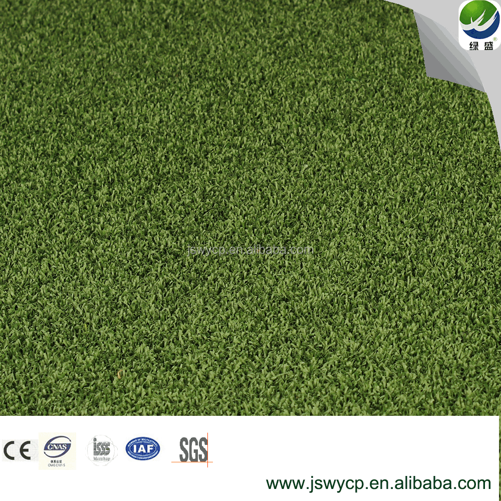 Approved CE/SGS hot sale best price manufacture high quality artificial turf synthetic grass for golf gateball