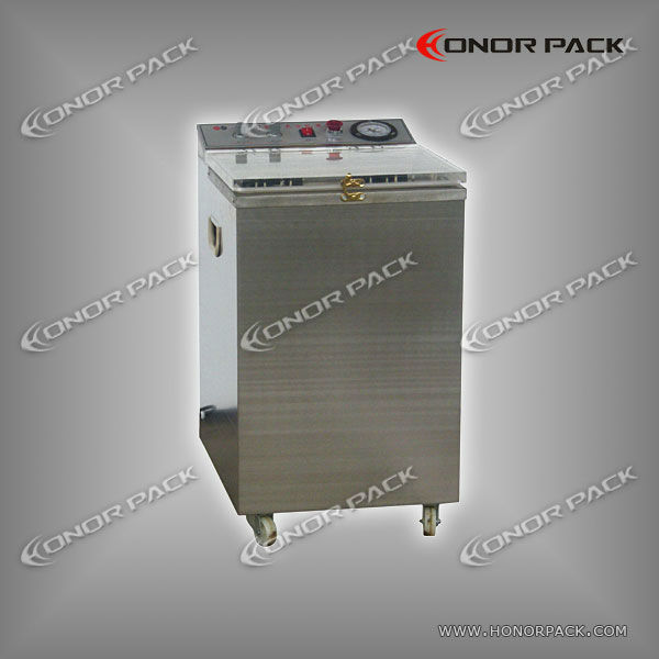 China Vacuum Packing Machine Pillow(DZ Series)