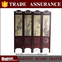 antique decorative wooden partition from direct factory