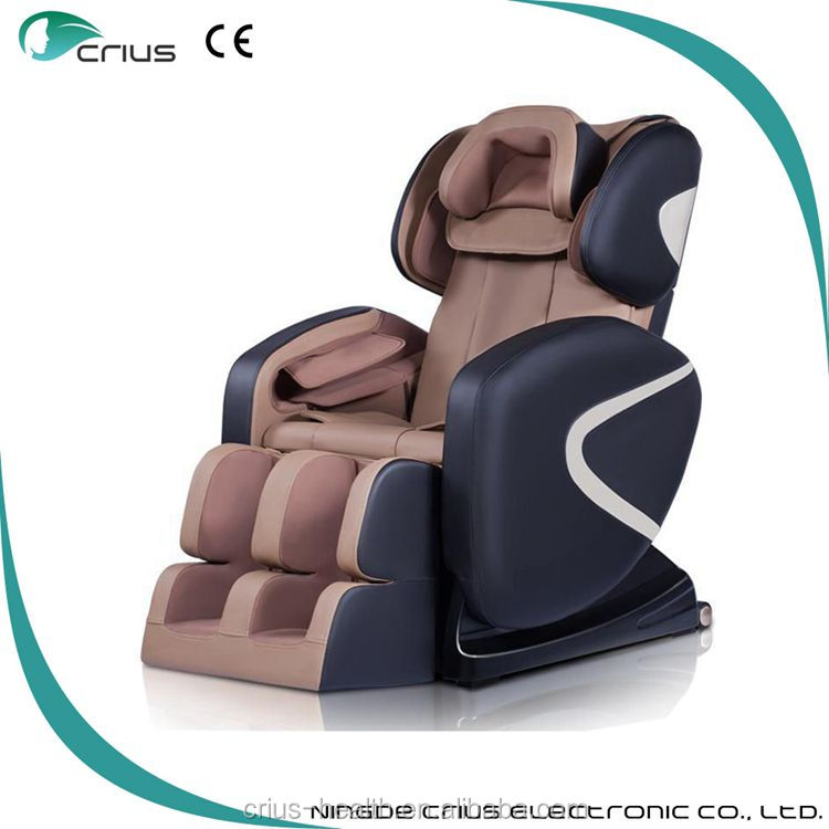 No Electromagnetic Radiation kneading massager 3d mechanism massage chair