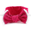Rose Pink Knot Headwrap Infant Toddler Adult Headband