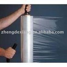LLDPE hand stretch film/jumbo reels/roll for manual use