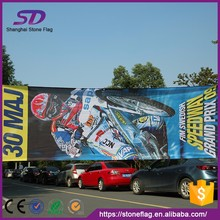 Customized High Quality Street Pole Advertising Display