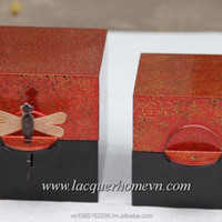 Vietnam MDF Lacquer Jewerly Boxes Direct