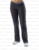 jogging wear 2013 ladies formal wear pants new design with high quality