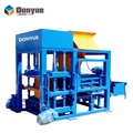 house construction 6 inch solid concrete blocks making machine industrial machinery algeria