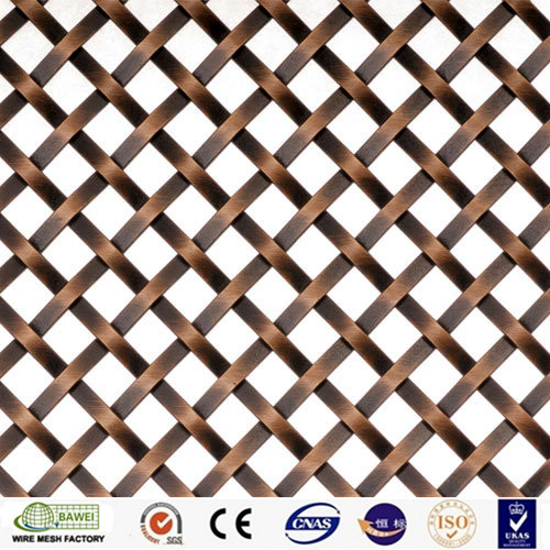 Stainless steel wire mesh architectural decorative mesh with best price