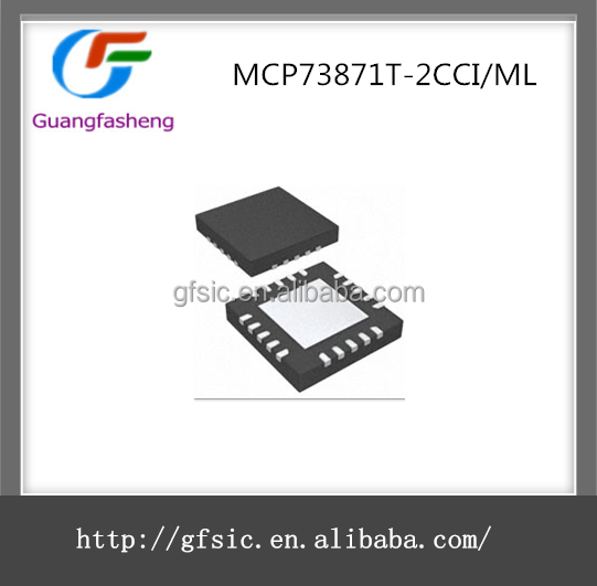 New Original Battery Management IC Chips MCP73871T-2CCI/ML