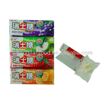 Chewy Milk Candy(3pcs)