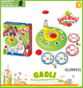 kids intelligence funny totation food snack attack indoor game set