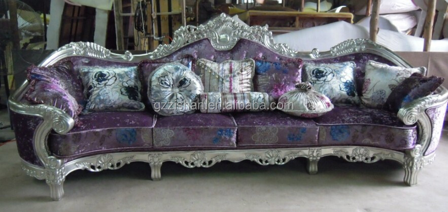 classical fabric moroccan sofa