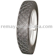 Semi Pneumatic Rubber Wheel