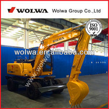 sell 8T excavator while adhere to principal of equality and mutual advantage