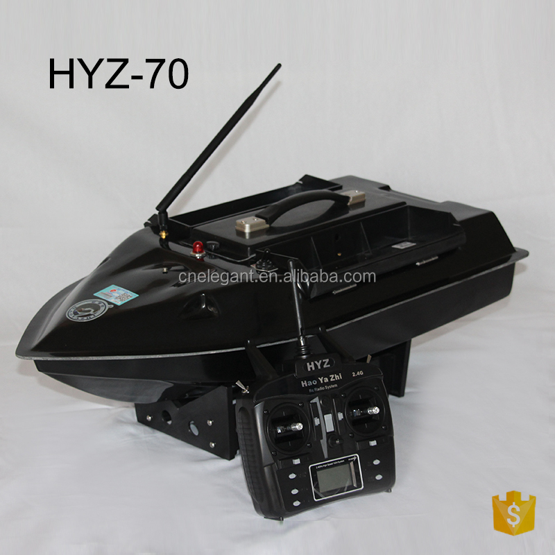 HYZ70 RC small bait boat outdoor <strong>fishing</strong> by DHL shippement