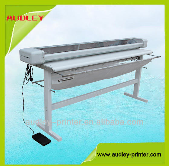Audley wide pormat 1500mm rotary banner trimmer