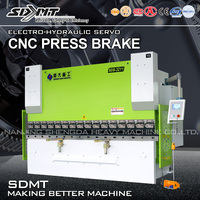 Electro-hydraulic servo cnc press brake machine, hydraulic press brake tooling, cnc press brake price
