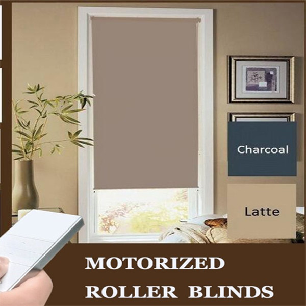 Blackout Sun Shade exterior interior motorized blinds for windows