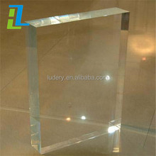 Types of advertising boards clear acrylic sheet flexible