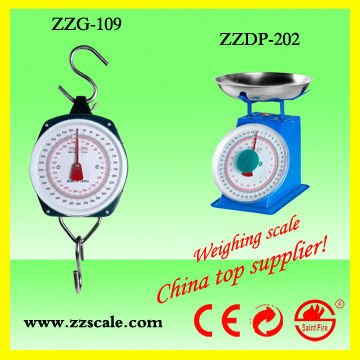 Mechanical spring dial Platform scale 30kg