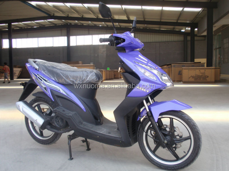 125CC high quality new design best-selling motorcycle with EEC