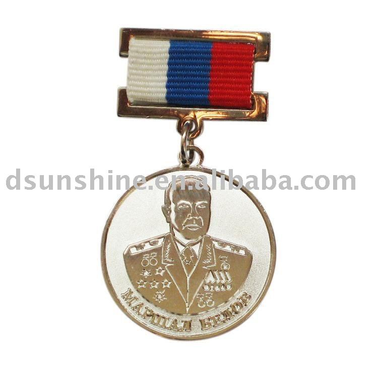 Gold Silver Bronze Award Custom Metal Sport Medal Medallion at nice quality
