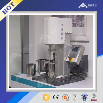 Lab Grinding Machine Vertical Basket Mill