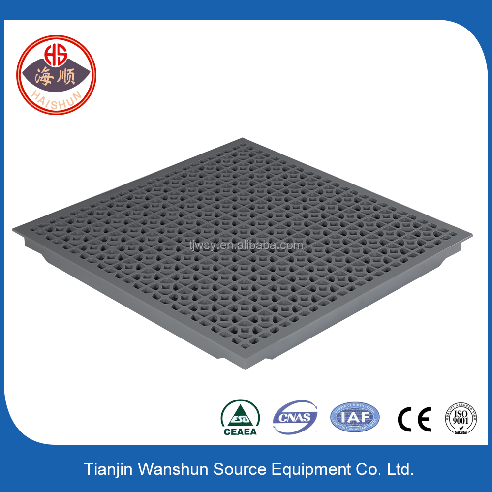 aluminum anti satic access flooring company