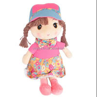 Cute Plush Stuffed Doll Toy For Girl