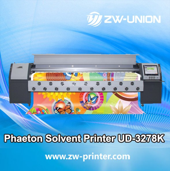 high speed large format printing UD-3278K machine
