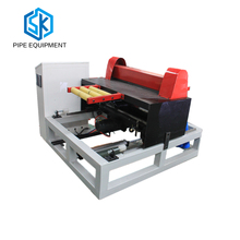 Portable fire water monitor wpc pvc profile production line for sale