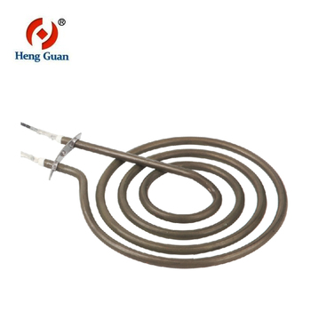 Zhongheng professional electric heating element with temperature control
