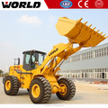 China famous engine cheap price wheel loader with standard bucket