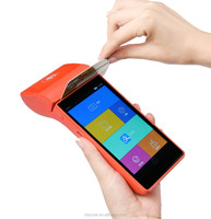 Retail touch screen pos system 58 mm pos terminal all in one pos