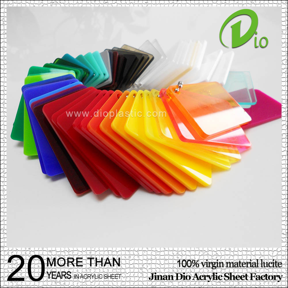 Colored cast acrylic sheet - Advertising Strong Cast Strong Strong Colored Strong