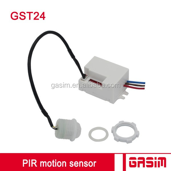 GST24 PC cover ceiling switch thermal motion sensor
