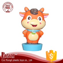 China manufacturer high quality plastic coin piggy bank for children