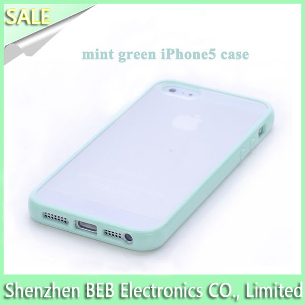 High quality tpu phone case for iphone5 from Alibaba's best supplier