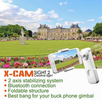 Electronic product phone camera gimbal handheld steadicam stabilizer